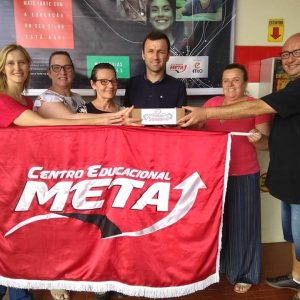 Pedágio Solidário Centro Educacional Meta